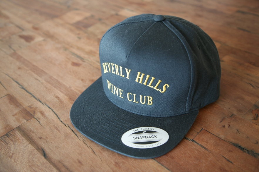 Beverly Hills Wine Club Official Hat